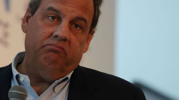 How Chris Christie reacted to the beach photos