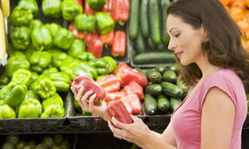 Los mayores incrementos en la inflación de los alimentos se dieron en México, Venezuela, Paraguay y Colombia. (Foto: Thinkstock)