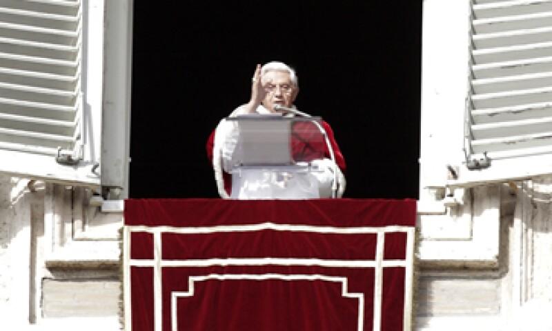 El Papa dijo que San Juan el Bautista dio criterios de justicia animados por la caridad. (Foto: AP)