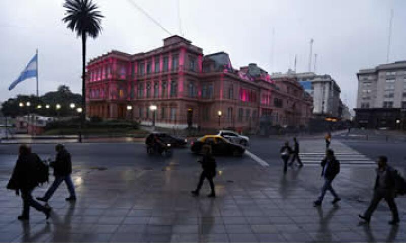 El Gobierno de Argentina podrá cumplir con acreedores que cobran vía instituciones europeas.(Foto: Reuters)