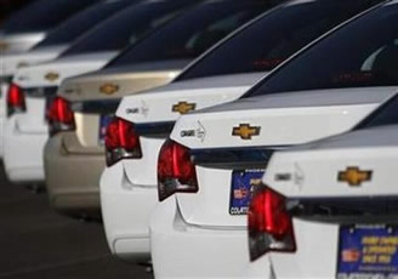 El Cruze es ahora el segundo vehículo más vendido de la compañía, por detrás de la camioneta Silverado. (Foto: Reuters)
