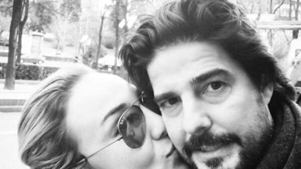 Luego de que la actriz muriera a causa del cáncer, aparentemente Jorge Monje encontró de nuevo el amor con una trabajadora de Telemundo Estudios.