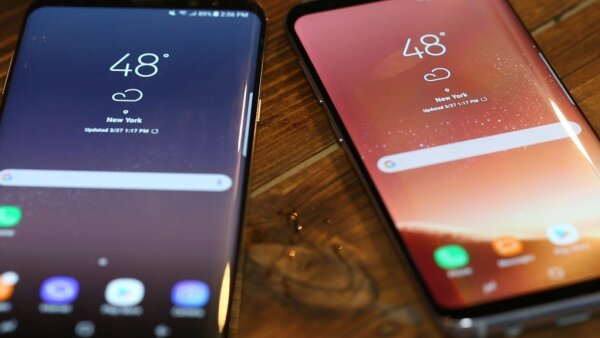 Samsung presenta los nuevos Galaxy S8 y S8+