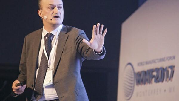 Sergio Cavalieri, vicerrector de Innovación, Transferencia Tecnológica y Valorización de Investigación de la Universidad de Bergamo, Italia