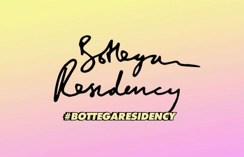 #BottegaResidency