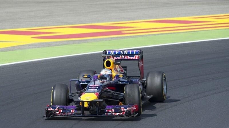 Vettel GP Hungria Formula uno