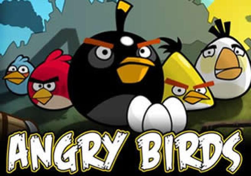 Angry Birds es uno de los productos de más rápido crecimiento en línea. (Foto: Cortesía Rovio)