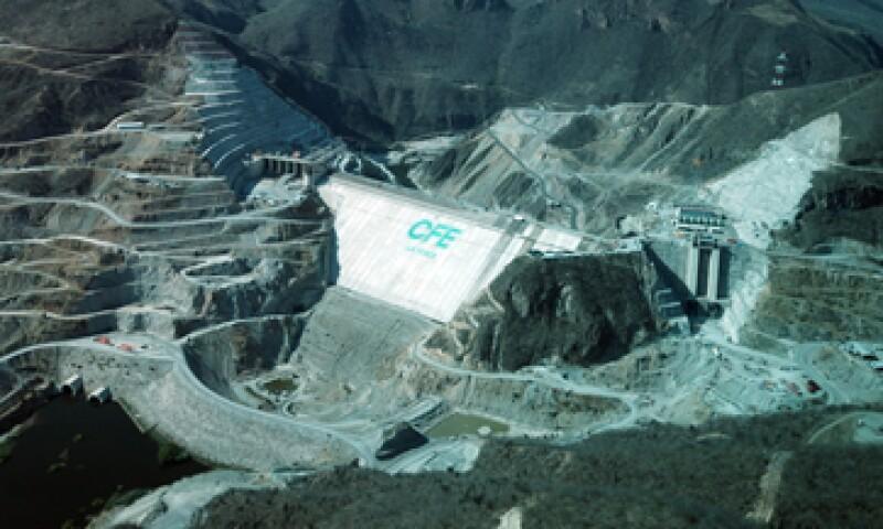 La Yesca es parte del Sistema Hidrológico Santiago, que comprende 27 proyectos. (Foto: Notimex)