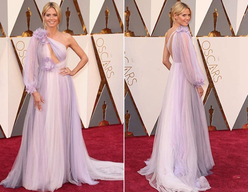 Heidi Klum, Kate Winslet y Brie Larson encabezan la lista de peor vestidas en la red carpet del Oscar. Conoce a las demás.