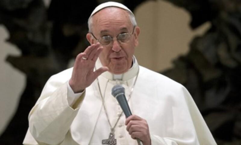 El papa Francisco autorizó la creación de una parroquia en Facebook la semana pasada. (Foto: Reuters)