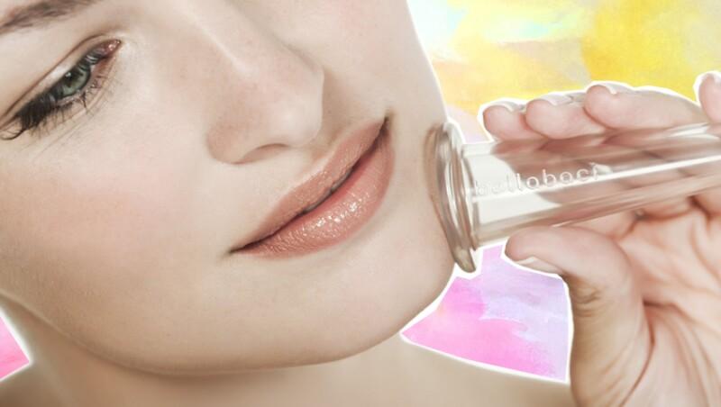 El facial cupping tiene muchos beneficios.