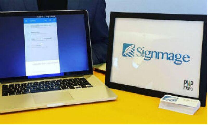 Signmage planea ser en 2018 la solución de firma digital número uno en Latinoamérica. (Foto: Signmage )