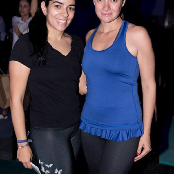 Tania Álvarez y Ana Lourdes Mexia