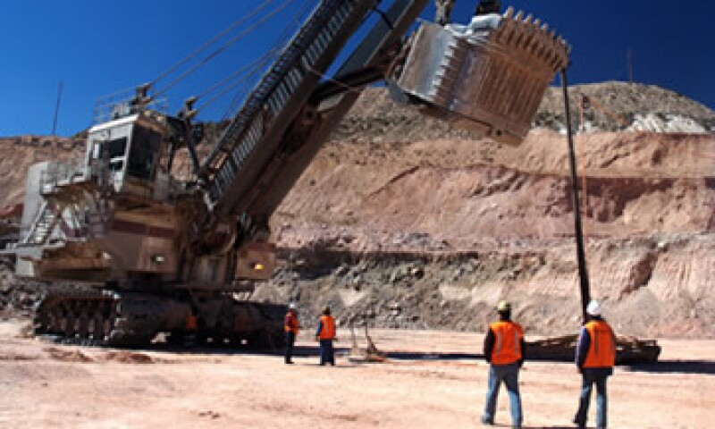 La empresa espera producir 1 millón de toneladas de cobre para 2015. (Foto: Tomada de gmexico.com.mx)