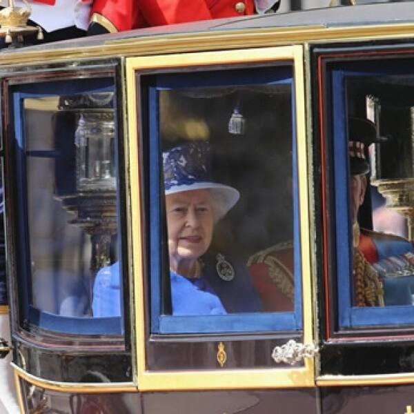 cumple de la reina Isabel II 2