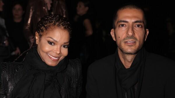Janet Jackson y su esposo Wissam Al Mana