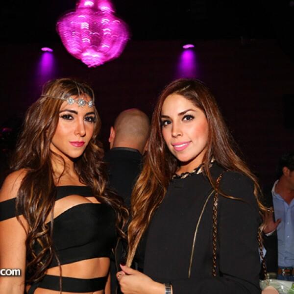 Jennifer Jammal y Diana Seoane