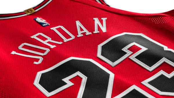 Jersey Chicago Bulls