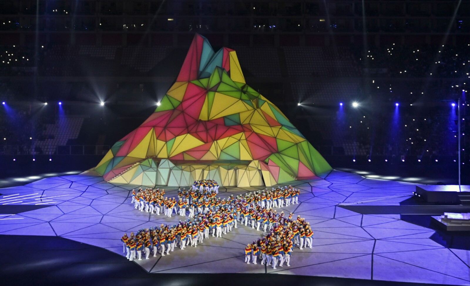 Ceremonia de Apertura