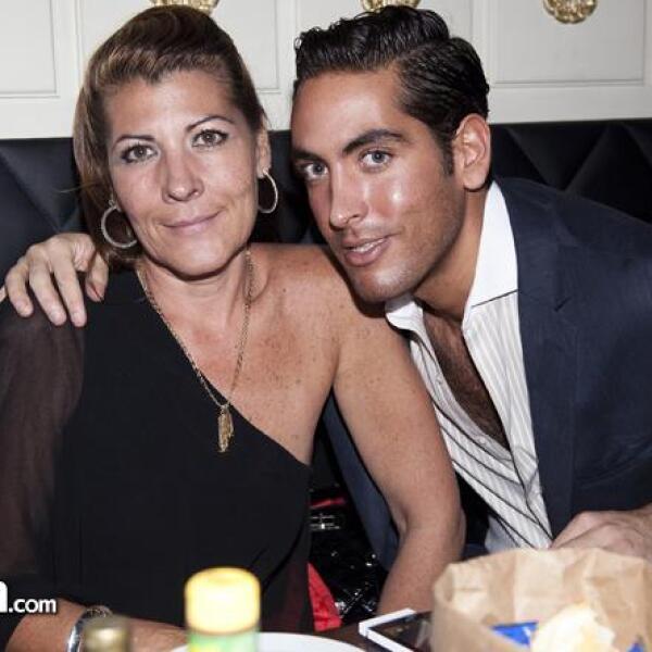 Cecilia y Daniel Paris