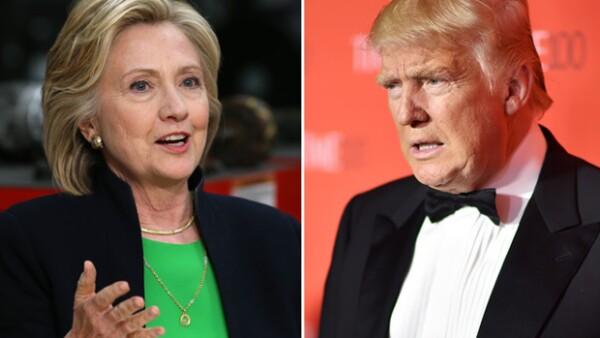 Después de que Barack Obama oficialmente mostrara su apoyo hacia la candidata del partido demócrata, Trump arremetió vía Twitter y, ella no se quedó callada.