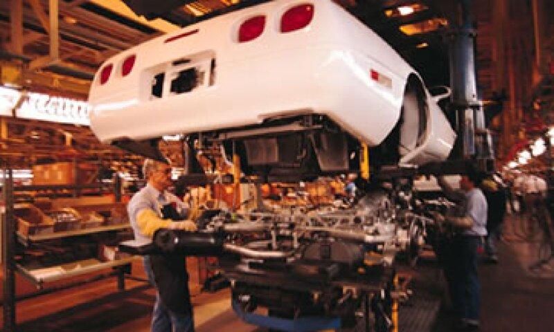 En 2010, México fue el noveno productor de automóviles a nivel mundial. (Foto: Thinkstock)