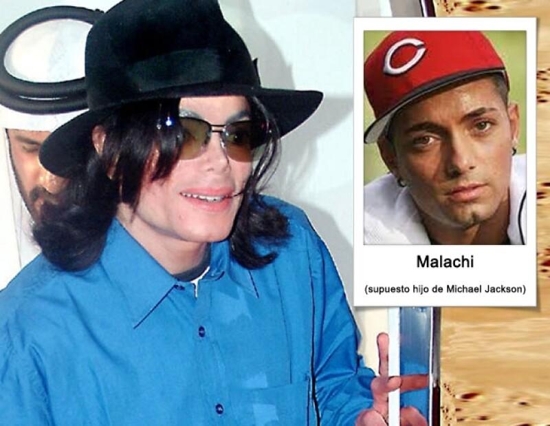 Un nuevo hijo salió a la luz después de la muerte de Michael Jackson.