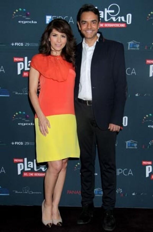 El comediante mexicano reveló que la recién nacida Aitana se parece más a él que a su esposa, la cantante Alessandra Rosaldo.