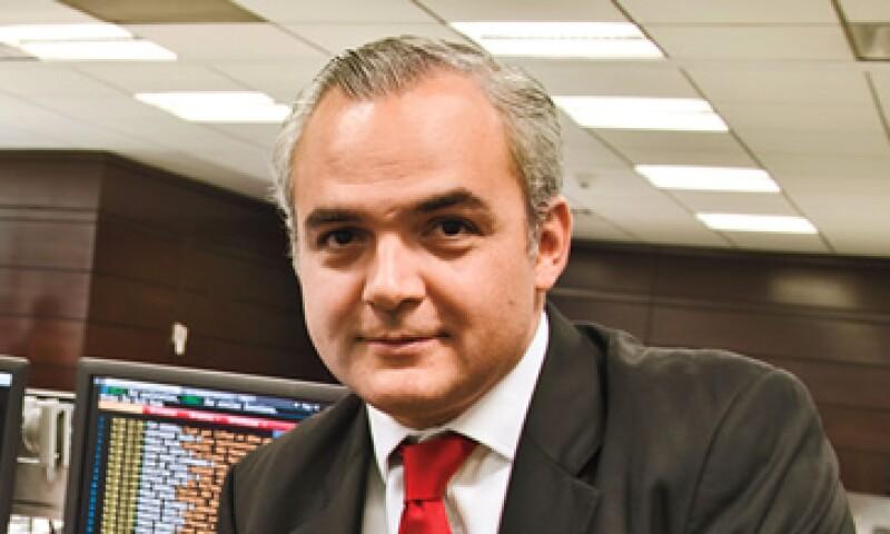 Sergio Méndez quiere tener productos para todos. (Foto: Ramón Sánchez Belmont)