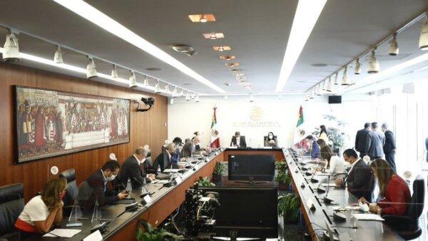 senado sesiones