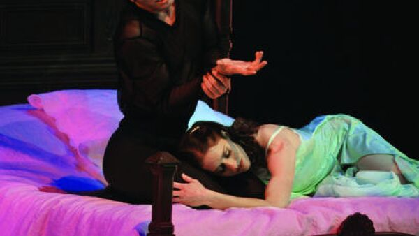 Obra de teatro. Drácula, el amor que no muere