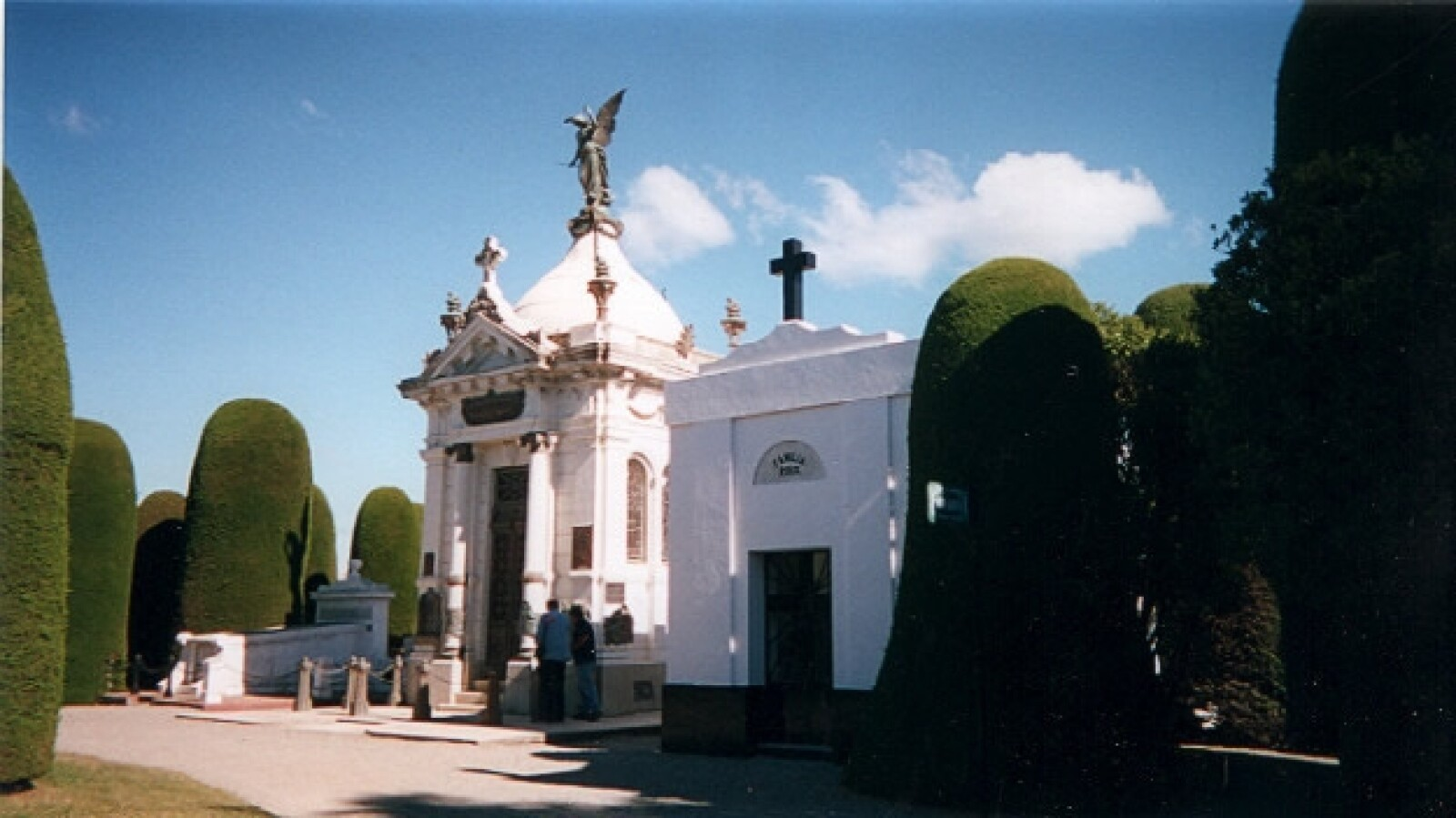 Cementerio de Punta Arenas, Chile