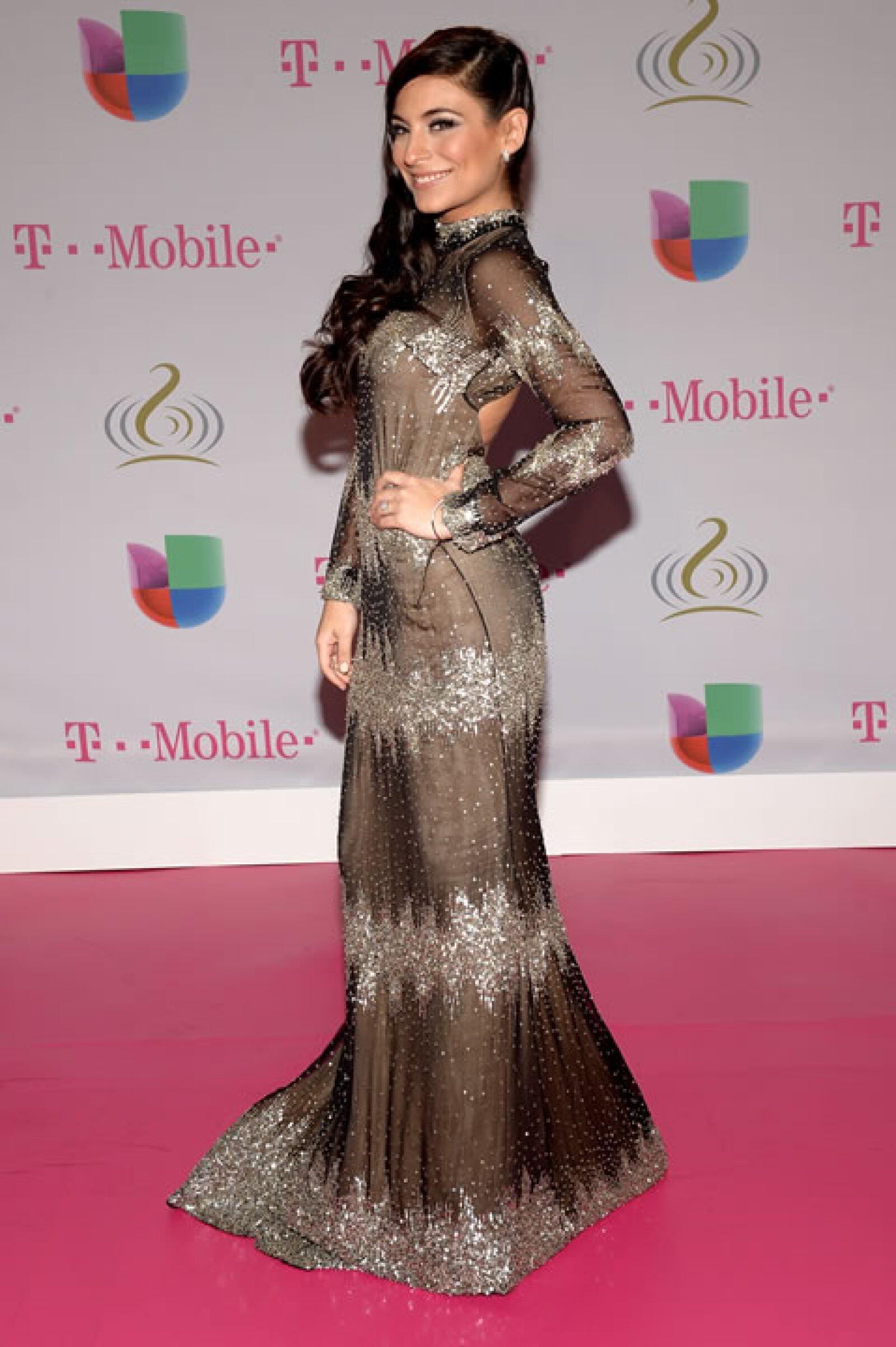 Ana Brenda Contreras.