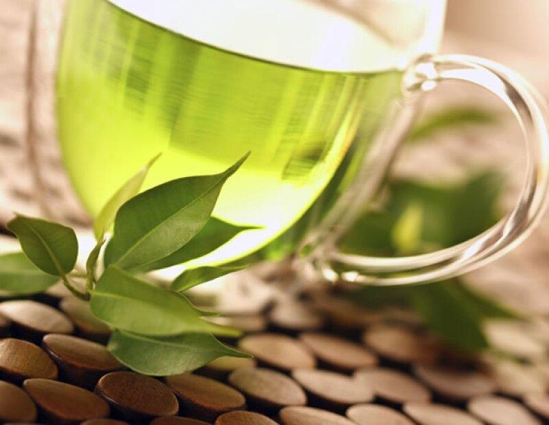El té verde tiene muchísimos beneficios para nuestra salud.