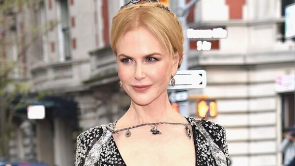 Nicole Kidman se cuida la piel con Aquaphor.