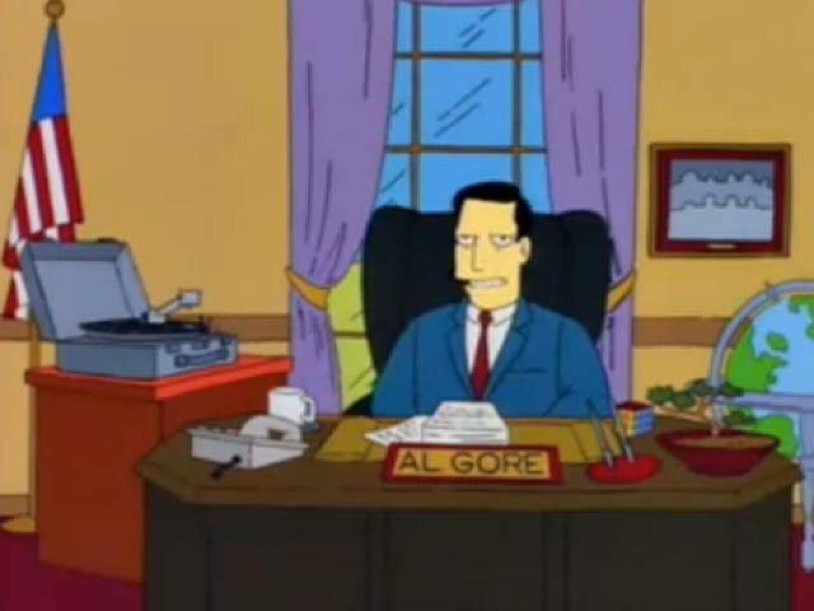 Al Gore.