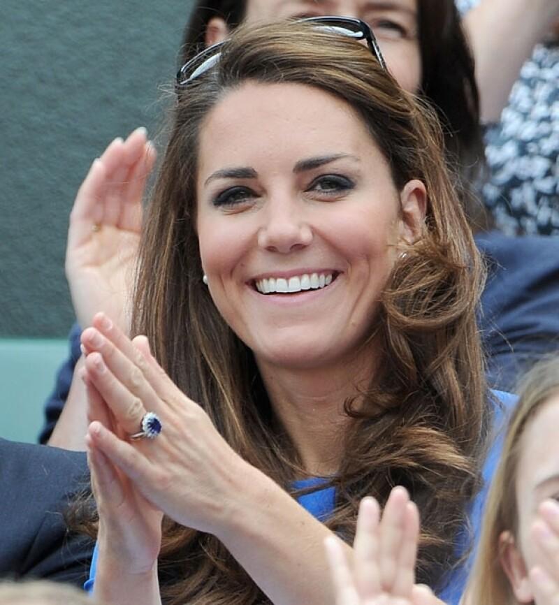 Kate Middleton podría ser la presidenta del club al retiro del Duque de Kent.