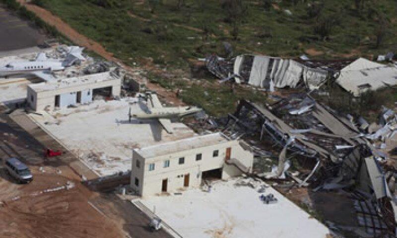 El huracán castigó a los centros turísticos de Cabo San Lucas y San José del Cabo. (Foto: Reuters)