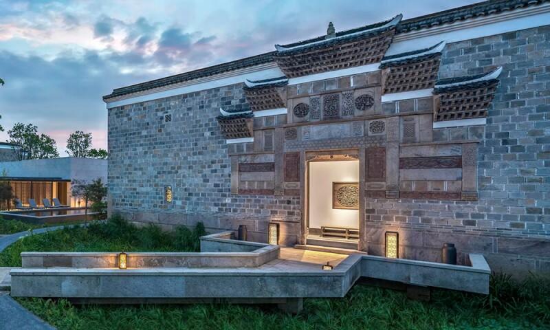 Amanyangyun villa