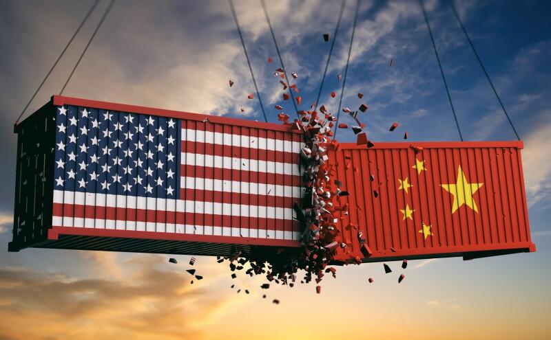 La guerra comercial entre Estados Unidos y China está cerca de cumplir un año.
