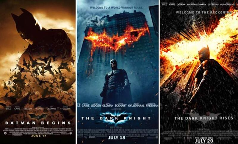 La trilogía de Batman ha sido la historia de superhéroes mejor producida y contada, aseguran críticos.