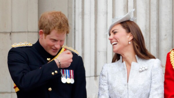Príncipe Harry, Kate Middleton