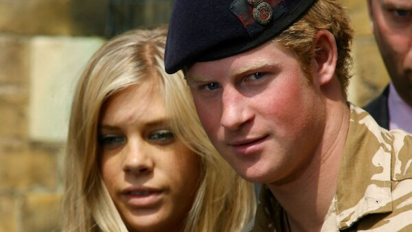 Prince Harry Afghanistan Campaign Medal - Presentation