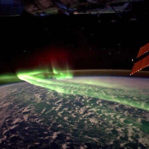tormenta solar storm