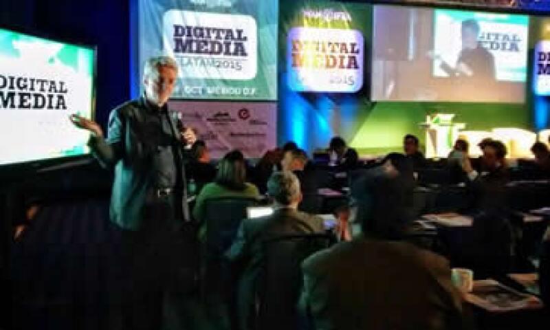 El foro Digital Media Latam se llevó a cabo este viernes y sábado en la Ciudad de México. (Foto: Twitter/@WANIFRA_AmLat )
