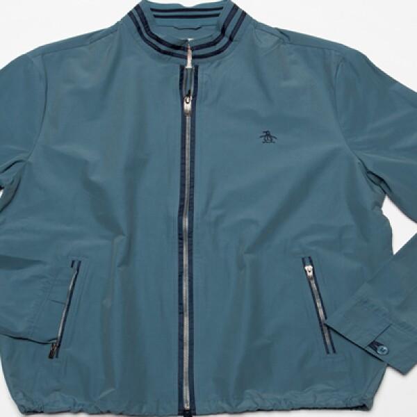 Original Penguin presenta blazers, chamarras y hoodies en distintos colores.