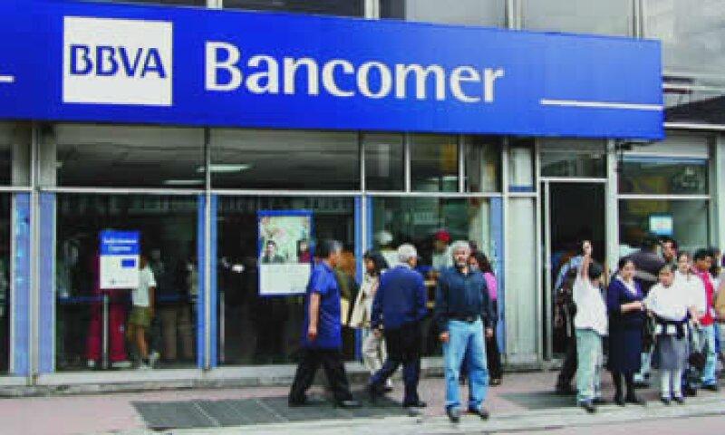 BBVA Bancomer es el banco peor evaluado por la Comisión. (Foto: Archivo)