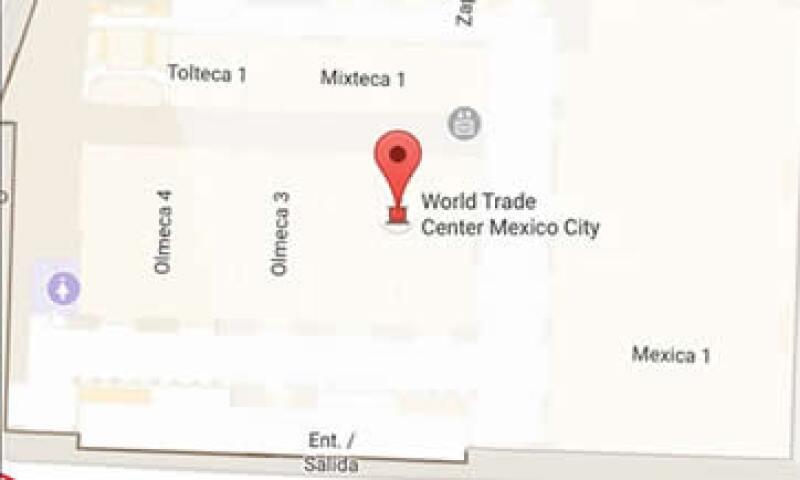 El WTC en la Ciudad de México es uno de los 80 recintos que Google muestra en su nueva función. (Foto: Cortesía/Google)