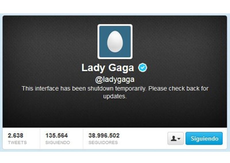 Aunque muchos afirman que es parte de la promoción de su nuevo disco, la cantante ha cancelado la cuenta en la que tenía casi 39 millones de seguidores.