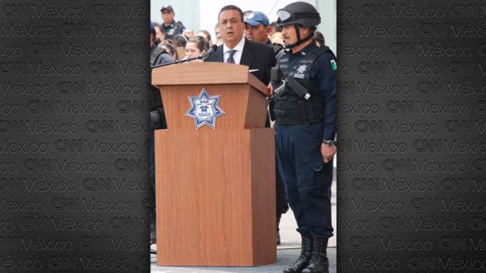 funeral michoacan policias federales